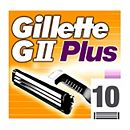 Gillette G II Plus Blades x10