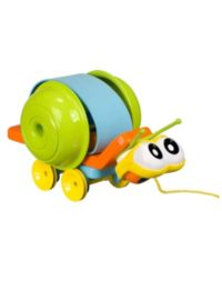 52 Advantage card points. Meccano Kids Play Snail is a fantastic way to introduce your child to construction fun! Also perfect for developing hand-eye co-ordination. FREE Delivery on orders over £40.