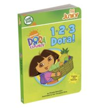 40 Advantage card points. Help Dora count coconuts, bananas and more in English and Spanish! This Tag Junior board book springs to life when you touch your Tag Junior book pal to any part of any page. FREE Delivery on orders over £40.