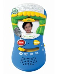 60 Advantage card points. LeapFrog Fridge Talk Magnetic Wordplay Recorder is a fun way of improving your child's conversation skills andunderstanding of words. FREE Delivery on orders over £40.