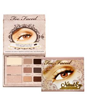 Too Faced Natural Eyes Kit