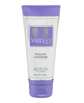 Yardley English Lavender Hand & Nail Cream 100ml