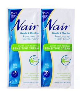 nair hair removal instructions