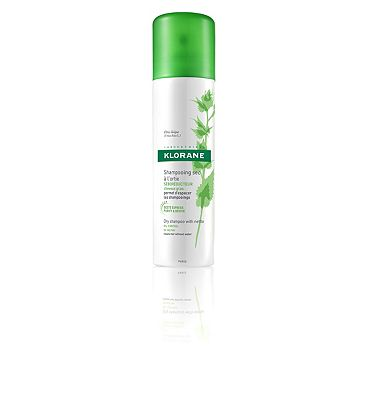 Klorane Seboregulating Dry Shampoo with Nettle