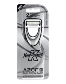 King Of Shaves Azor M metal razor