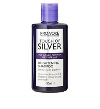Provoke Touch Of Silver Brightening Shampoo 150ml Boots