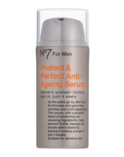 No7 For Men Protect & Perfect Serum 30ml