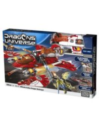 200 Advantage card points. The Ultimate Action Dragon Destroyer is the largest attack vessel in the Alliance fleet that blasts the Predavors, an alien race of warlike dragons, back to unknown space. FREE Delivery on orders over £40.