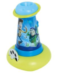 100 Advantage card points. Blast off into hyperspace with this Toy Story Go Glow Story Projector, designed to encourage a quality bedtime routine for both parent and child. FREE Delivery on orders over £40.