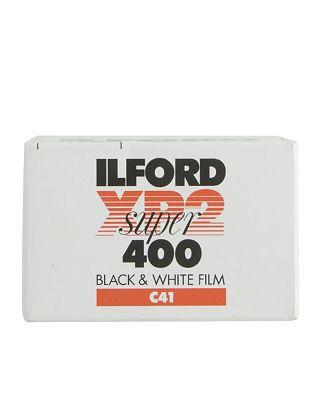 Ilford XP2 Super 400 Black & White