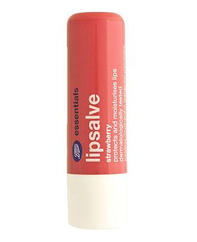 awkward CHIC: Review: Boots Essentials Lip Salve in Strawberry