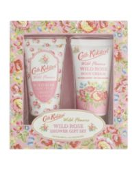 Cath Kidston Wild Flowers- Wild Rose Shower Gift Set