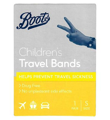 Boots  Childrens Travel Bands 1 Pair (212 Years)