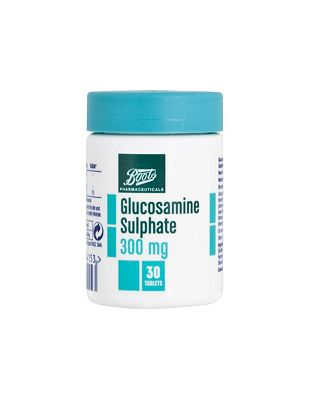 Boots Glucosamine Sulphate 300mg (30 Tablets)