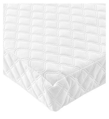 Tutti Bambini Spring Core Baby Cot Bed Mattress 70 x 140cm