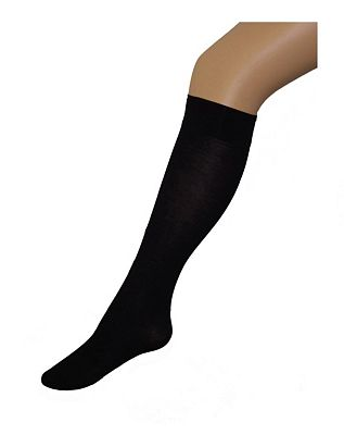 Boots Bamboo Knee Highs Black