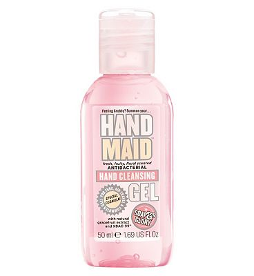 Soap & Glory Hand Maid Antibacterial Hand Cleansing Gel 50ml