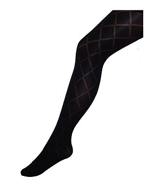Boots diamond opaque tights med/lge bl