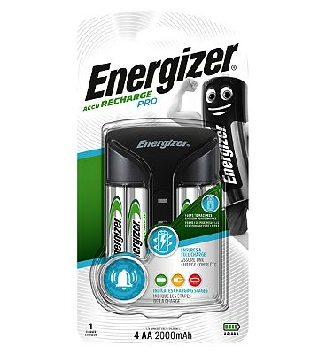 Energizer Accu recharge Intelligent battery charger