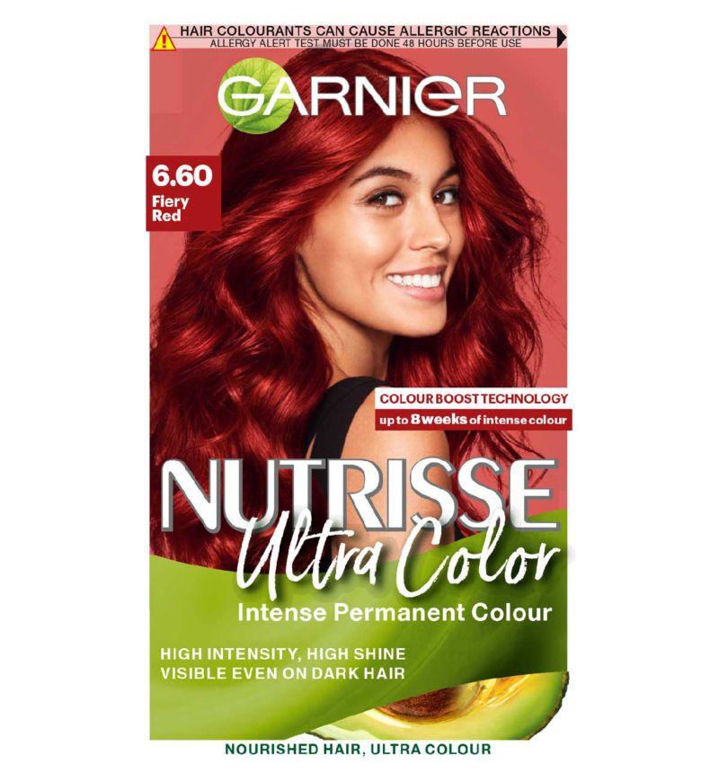 Краска для волос гарньер манго