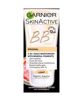 Garnier BB Cream Секрет Совершенства. Обзор, фото и свотчи