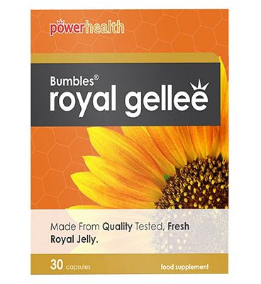 Bumbles Royal Gellee 500mg - 30 Capsules