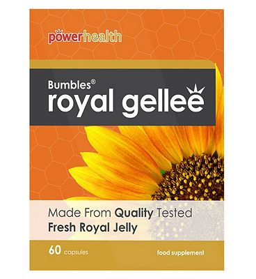 Bumbles Royal Gellee 500mg - 60 Capsules