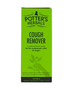 Potters Cough Remover 150ml