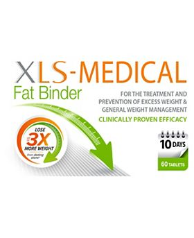 XLS-Medical Fat Binder 60 tablets - 10 days supply