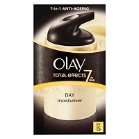 Olay Total Effects 7-in-1 Anti-ageing Day Moisturiser Spf15 37ml
