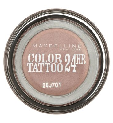 Maybelline Color Tattoo 24 Hr Gel-Cream Eyeshadow