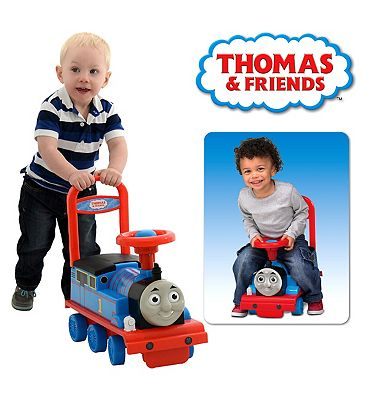Thomas The Tank Engine Ride-On.