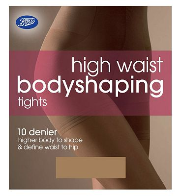 Boots High Body Control Shaping Tights N