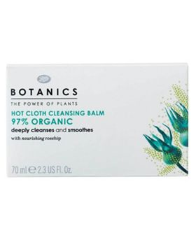 Botanics 97% Organic Hot Cloth Cleansing Balm 70ml
