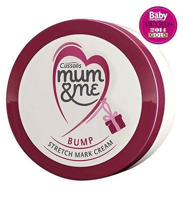 Cussons Mum & Me Bump Stretch Mark Cream  1 x 125ml