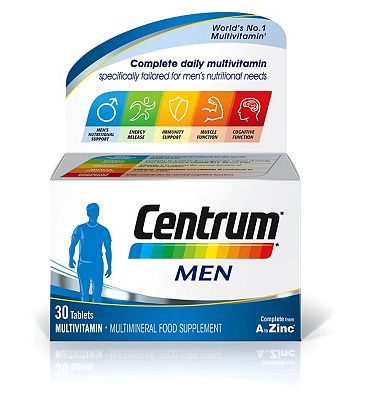 Centrum Men - 30 tablets