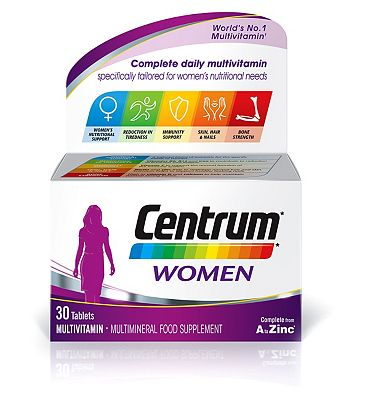 Centrum Women - 30 tablets