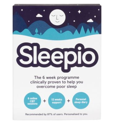 Sleepio ? Sleep Improvement Programme