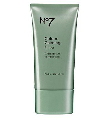 No7 Colour Calming Primer Green 40ml