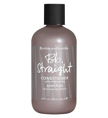 Bumble and bumble Straight Conditioner.