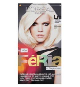 Feria Hair Color Platinum