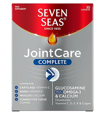 Seven Seas Jointcare Complete  30 Capsules