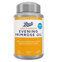 boots evening primrose oil 1000 mg 6 months supply boots
