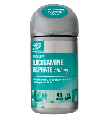Boots Glucosamine Sulphate 500 mg 90 tablets