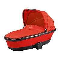 Quinny Foldable Carrycot  Red Revolution (Black Moldings)