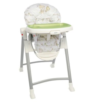 Graco Contempo Highchair Benny & Bell