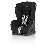 Britax Duo Plus Car Seat  Black Thunder