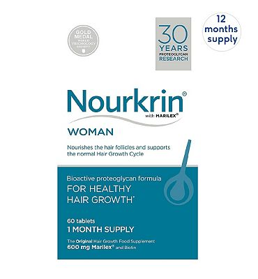 Nourkrin WOMAN 720 Tablets (12 Months Supply)