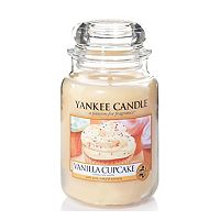 yankee candle large jar candle vanilla cupcake boots. Black Bedroom Furniture Sets. Home Design Ideas