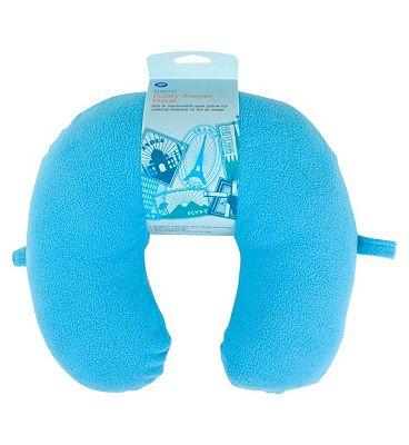 Boots Comfy Sleeper Travel Neck Pillow